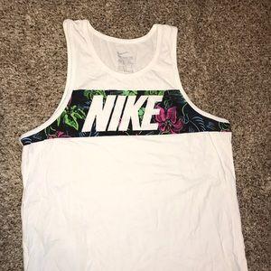 Nike Floral Bro Tank